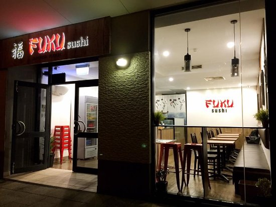 Fuku Sushi Restaurant - Casino Accommodation