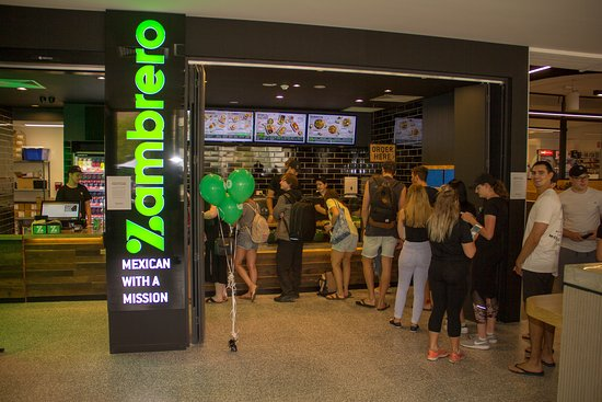 Zambrero Mawson Lakes - Casino Accommodation