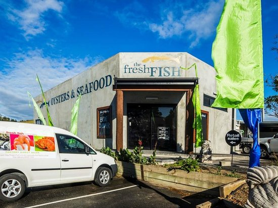 The Fresh Fish Place - Factory Direct Seafood - Casino Accommodation