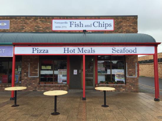 Normanville Fish Shop  Pizza - Casino Accommodation