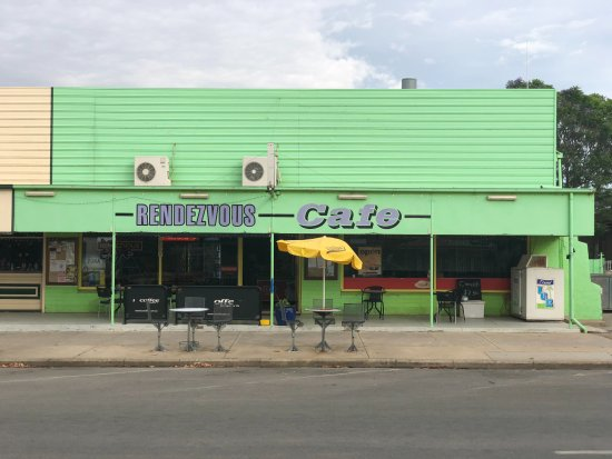 Rendezvous Cafe - Casino Accommodation