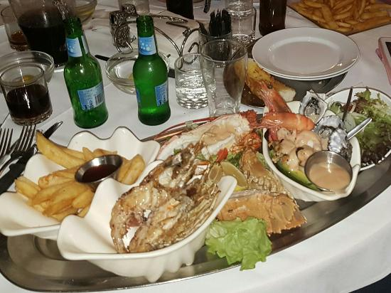 Ashmore Seafood and Steakhouse - Casino Accommodation