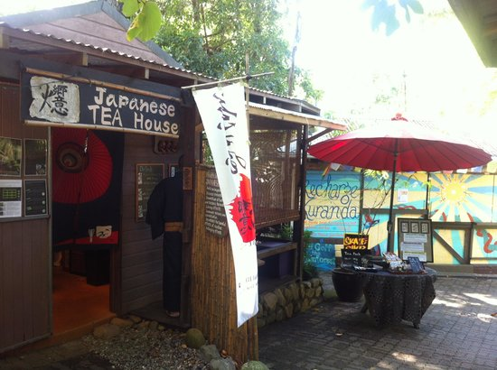 Japanese Tea House - Casino Accommodation