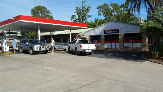 Caltex Agnes Water - Casino Accommodation