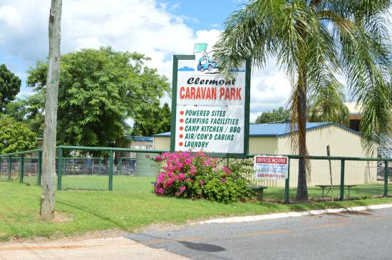 Clermont Caravan Park - Casino Accommodation