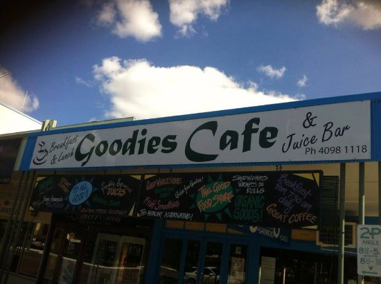 Goodies Cafe - Casino Accommodation