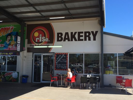 Rise The Bakehouse Biloela - Casino Accommodation