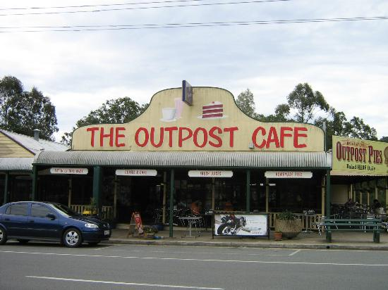 The Outpost Cafe - Casino Accommodation