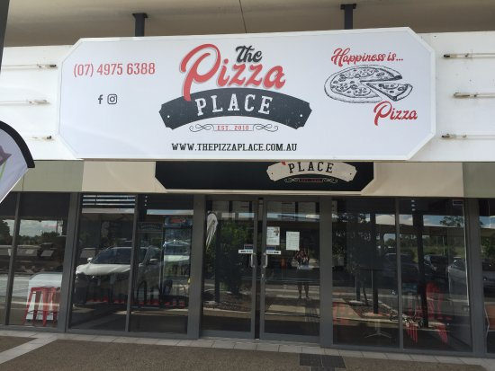 The Pizza Place - Casino Accommodation