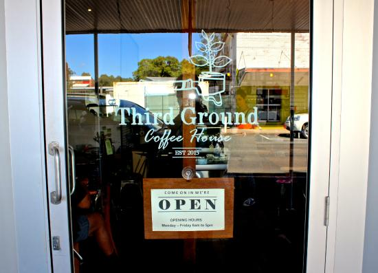 Third Ground Coffee House - Casino Accommodation