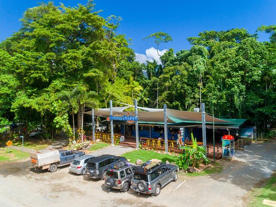 Turtle Rock Cafe - Casino Accommodation
