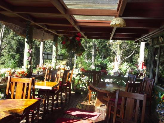 Suzannes's Hideaway Cafe - Casino Accommodation