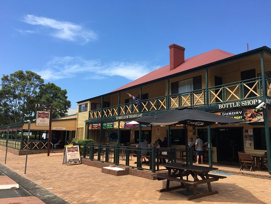 Tumbulgum Tavern - Casino Accommodation