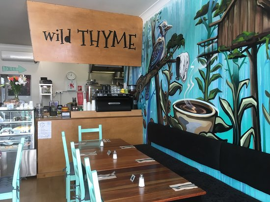 Wild THYME Dining - Casino Accommodation