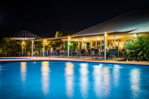 Exmouth Escape Resort - Casino Accommodation