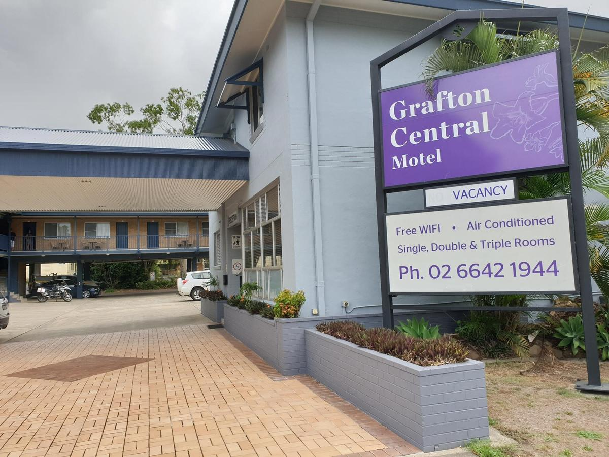 Grafton Central Motel - Casino Accommodation