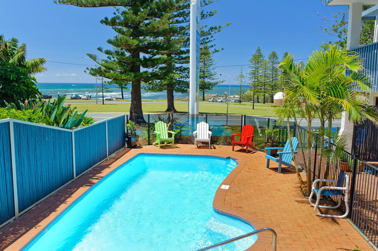 Beach House Holiday Apartments - Casino Accommodation