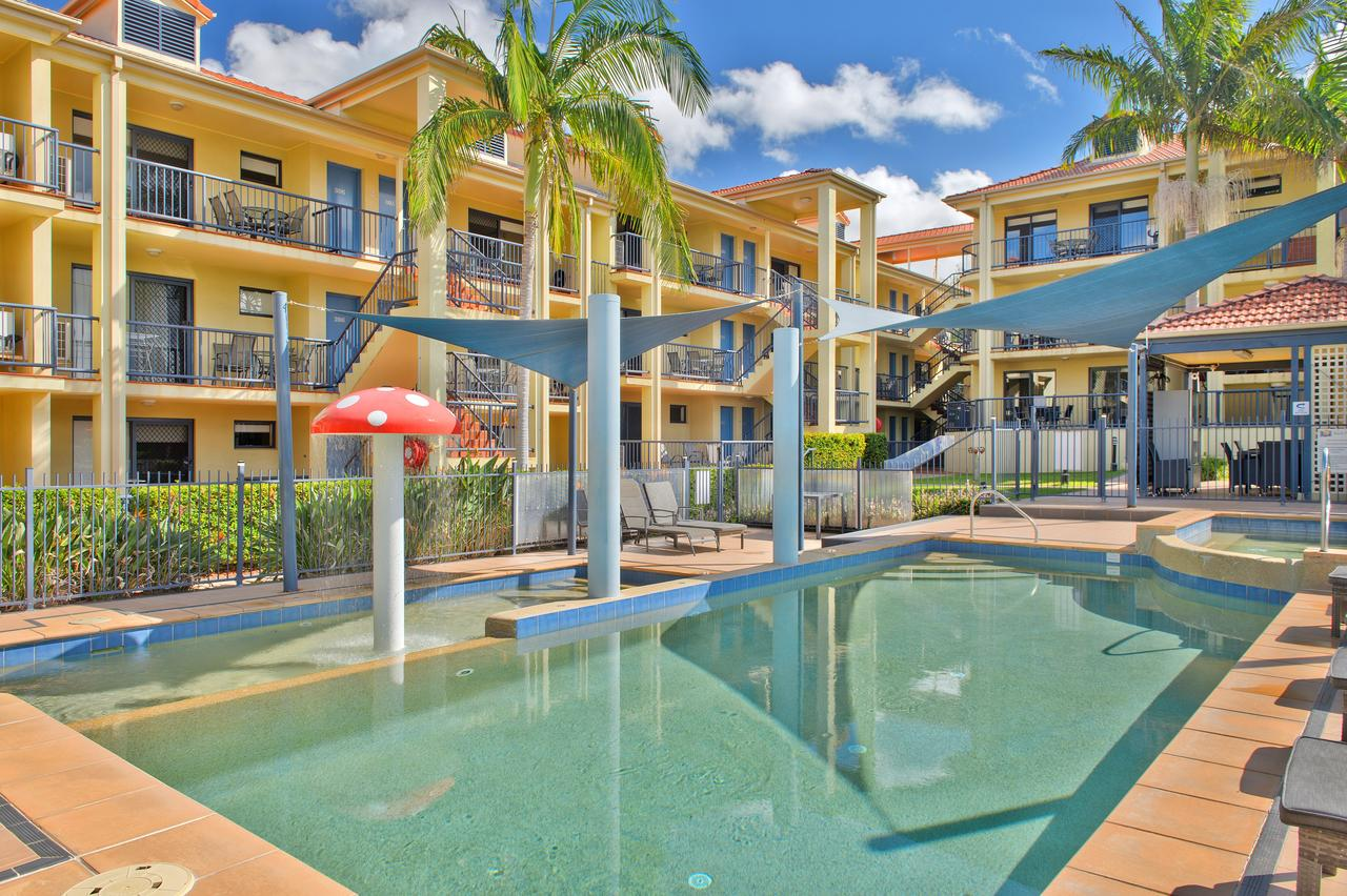 South Pacific Apartments - Casino Accommodation