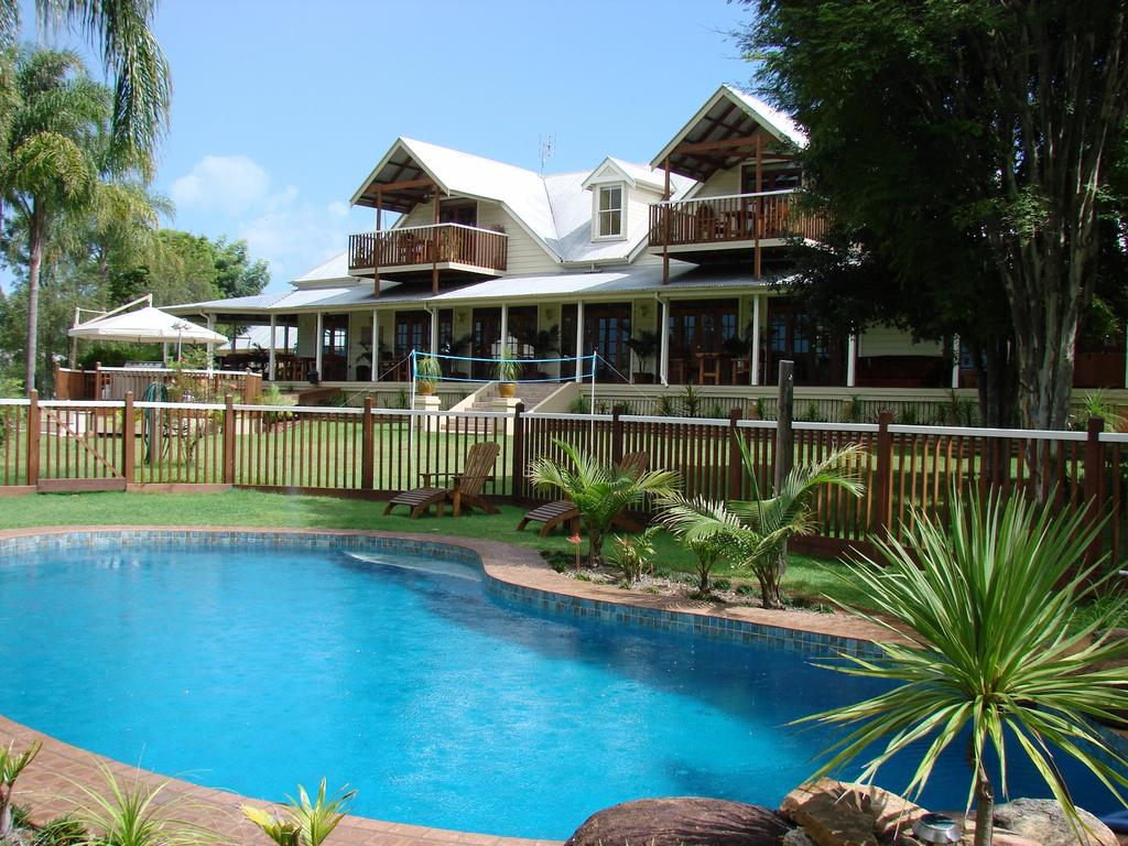 Clarence River Bed  Breakfast - Casino Accommodation