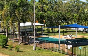 Crystal Creek Caravan Park - Casino Accommodation