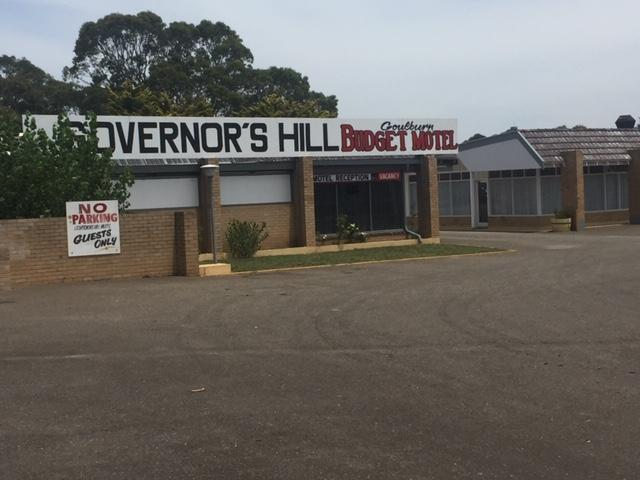 Governors Hill Motel - Casino Accommodation