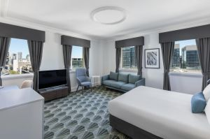 The Savoy Hotel on Little Collins Melbourne - Casino Accommodation