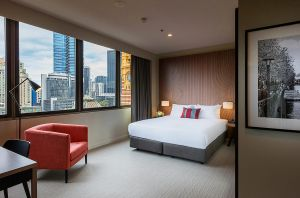 DoubleTree by Hilton Melbourne - Casino Accommodation