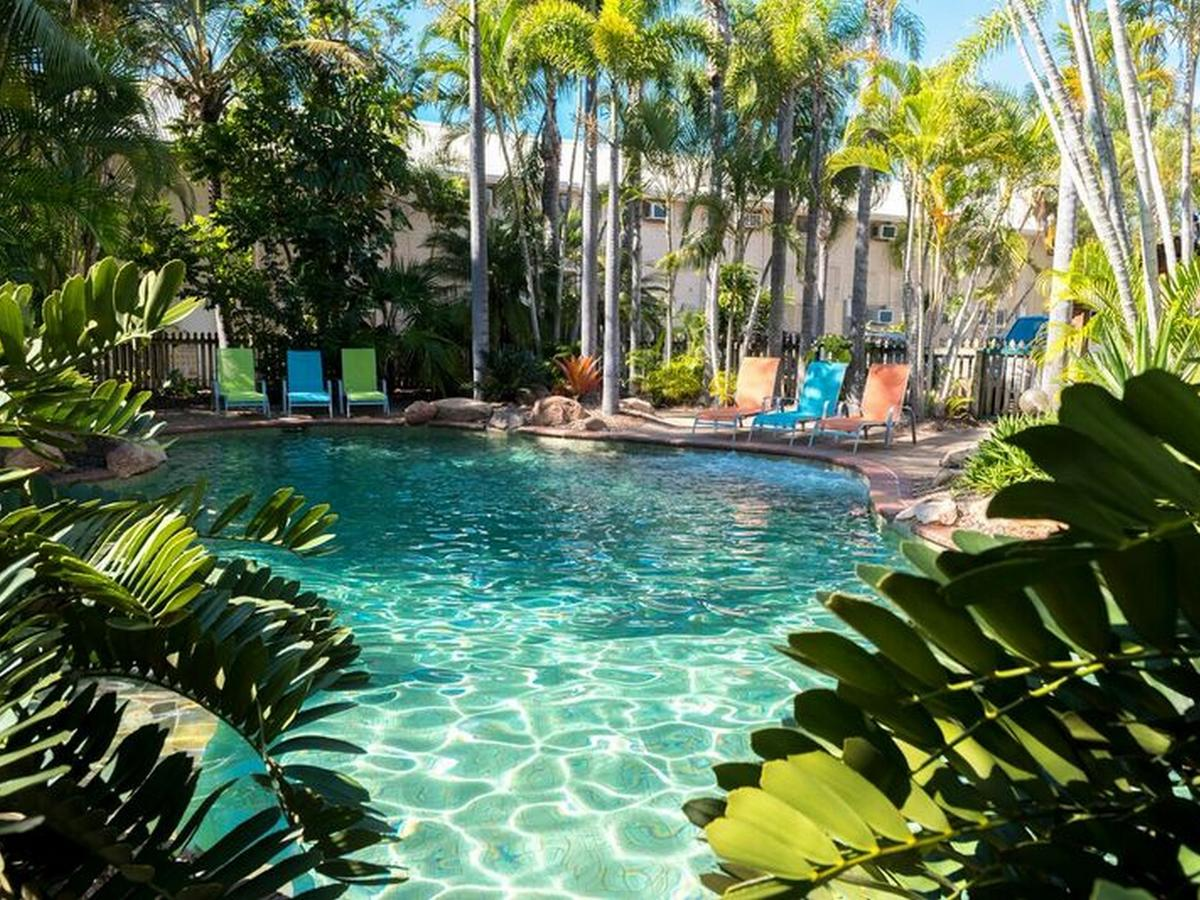 The Beach Motel Hervey Bay - Casino Accommodation