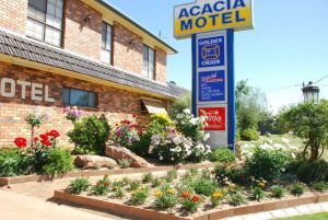 Acacia Motel - Casino Accommodation