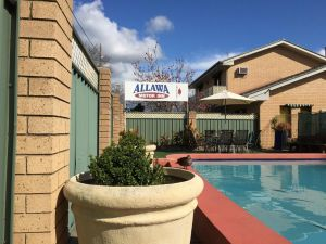 Albury Allawa Motor Inn - Casino Accommodation