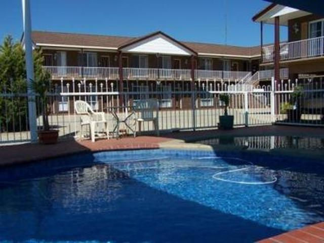 Albury Classic Motor Inn - Casino Accommodation