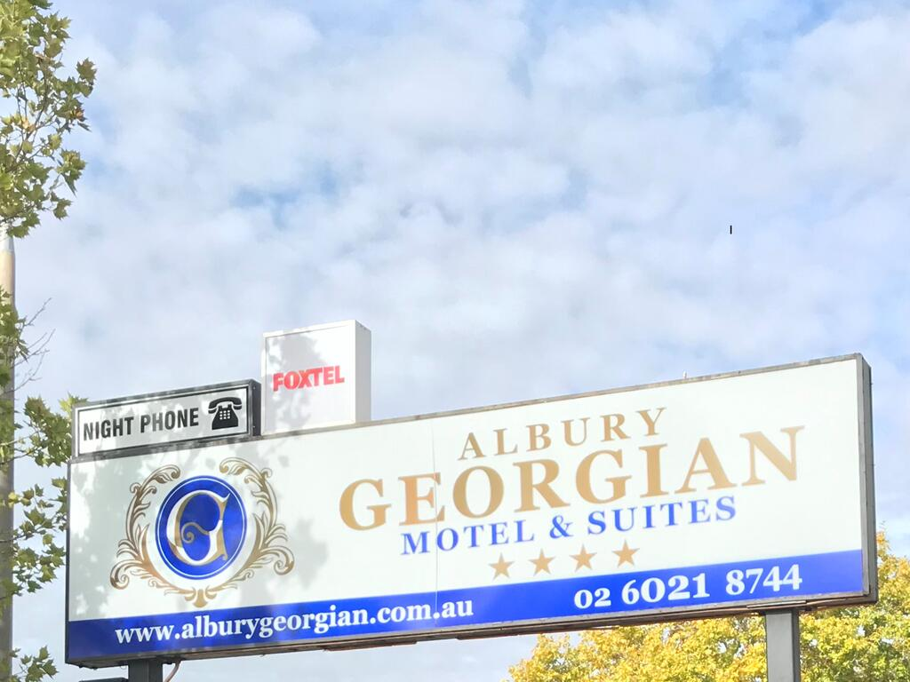 Albury Georgian Motel  Suites - Casino Accommodation