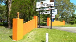 All Seasons Country Lodge - Casino Accommodation
